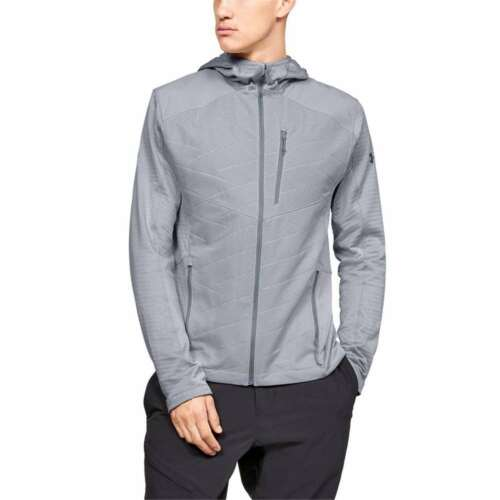 NEW Under Armour Men's UA Base 2.0 Coldgear Reactor Exert Hiking Outdoor Jacket