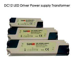 LED-Driver-Power-Supply-Transformer-AC240V-DC-12V-7W-60W-G4-MR16-MR11-Light