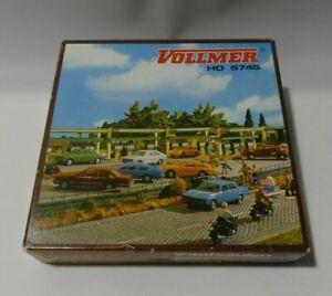 H0-1-87-Vollmer-KIT-5745-Zapfsaeulen-OVP