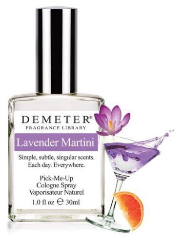 Demeter Fragrance 'lavender Martini' Edt 1oz Glass Bottle Perfume New by Demeter