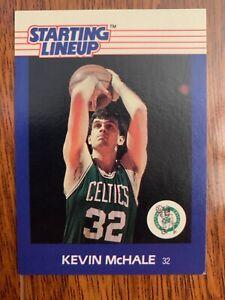1988 KEVIN McHALE Starting Lineup Card *Boston Celtics L@@K More 4 Sale save S&H