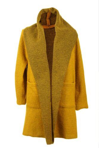 genou au Trench d'automne fermeture Sans Cardigan femme Manteau Capuche coat pour qwxUI1wX