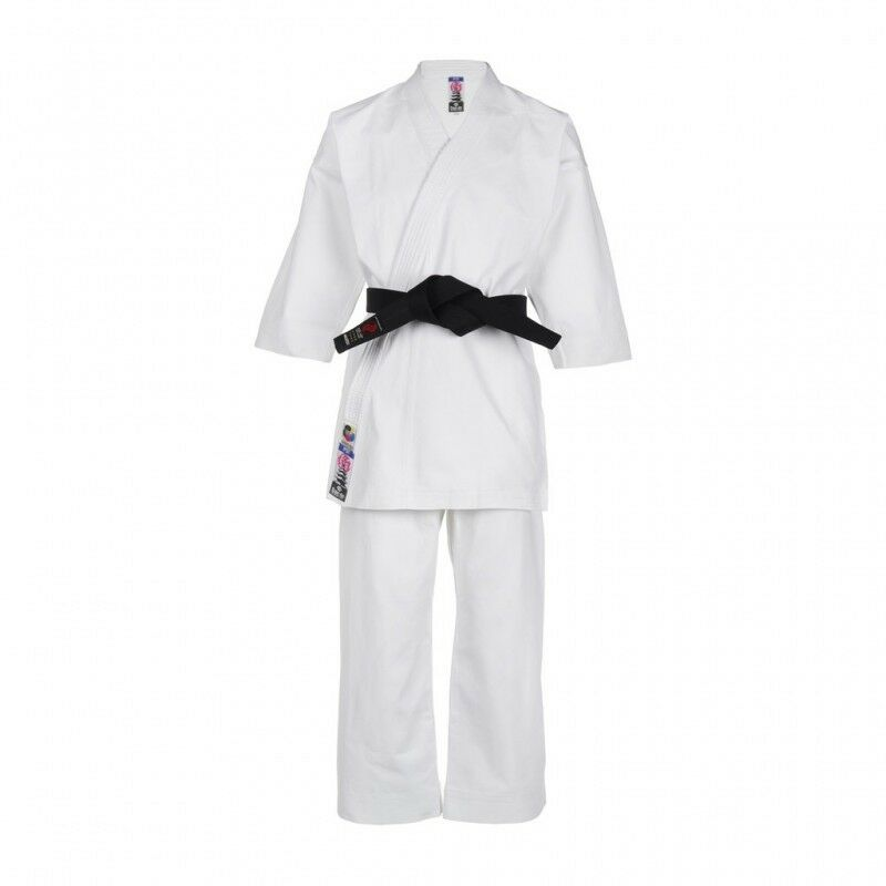 Daedo - OFFERTA  Karategi Bianco New Ipon 100% Cotone 12 Oz Training Karate