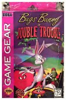 Bugs Bunny In Double Trouble (sega Game Gear) Brand Sealed - Free U.s. Ship
