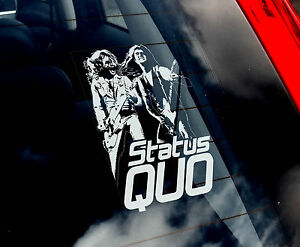 Status-Quo-Car-Window-Sticker-UK-English-Rock-Band-Sign-Art-Gift