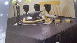 Nappe-tissu-rectangle-150X250-cm-Alice-noir
