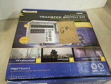 Reliance Controls 310crk 30a 250v 10 Circuit Generator Power Transfer Kit