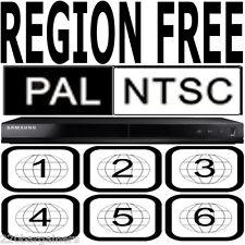 Samsung NEW Multiregion Region Code Free PAL NTSC DVD Player