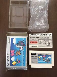 cheap wholesale online shop Game soft Famicom  Balloon fight Box ...