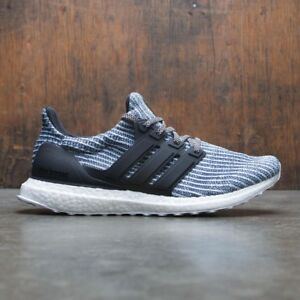 buy online d45db db84f Image is loading Adidas-Ultra-Boost-4-0-White-Carbon-Blue-
