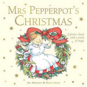 Christmas Story For Preschoolers.Details About Preschool Christmas Story Book Mrs Pepperpot S Christmas By Alf Proysen New