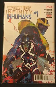 What If? Infinity - Inhumans - #1 - Marvel - 2015 - VF/NM