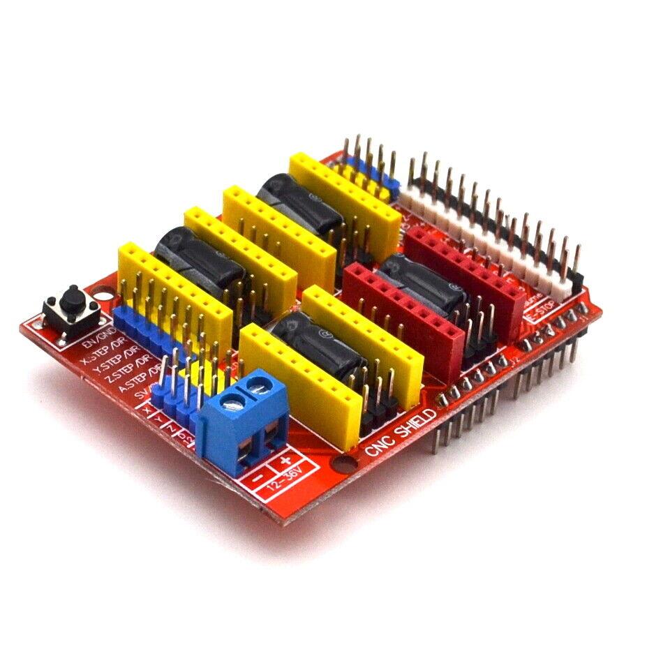 Arduino Motor Shield R3 Tutorial Stepper