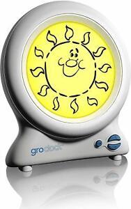 Détails sur Gro Company Gro Clock sommeil formateur HJ008 afficher le titre d'origine