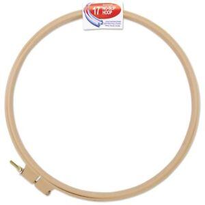 Morgan-Products-17-inch-Plastic-No-slip-Hoop-Noslip-17
