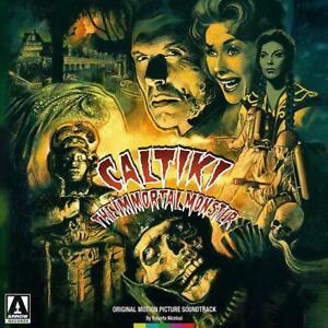 Roberto Nicolosi - Caltiki The Immortal Monster (Green Vinyl)