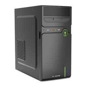 CASE MICRO ATX PER PC ALANTIK CASM11 ALIMENTATORE 500W ATX USB 2.0