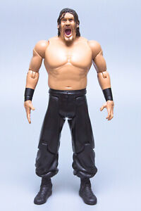 2005-Jakks-WWE-The-GREAT-KHALI-Wrestling-Figure-Very-Clean-Free-Shipping
