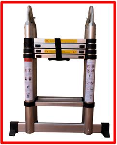 Escalera-telescopica-3-2-mtrs-A-Type-marca-Pro-Steps-PSTA32