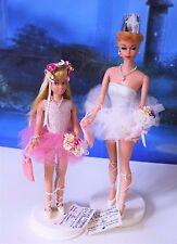 "Vintage Blond Skipper Barbie BL""Ballet Class"" #1905 (1964-65) Complete, Extra's!"