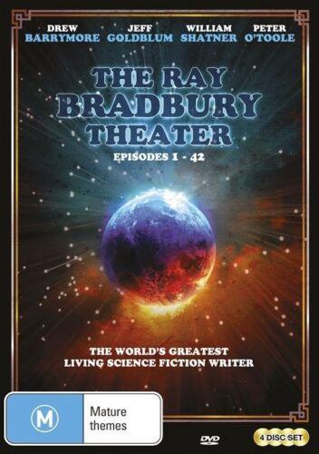 1 of 1 - Ray Bradbury Theatre - The Complete Series (DVD, 2012, 4-Disc Set) - Region 4