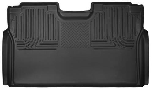 Husky Liners 14-18 Chevy Silverado Sierra X-Act Contour Front//Rear Floor Liner