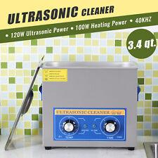 Preenex 3l Ultrasonic Ultra Sonic Cleaner Cleaning Tool Bath Timer Jewellery