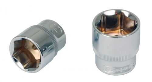 """KS tools 3//8/"""" CHROMEplus ® hexagonal-Douille 16mm 918.3816"""