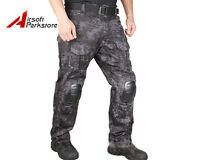 Emerson G3 Pants With Knee Pads Army Military Combat Ripstop Trousers Typhon