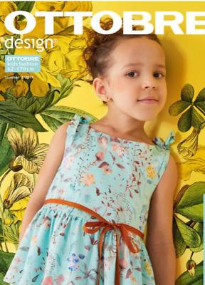 children/'s summer issue #3//2019 Ottobre Design magazine