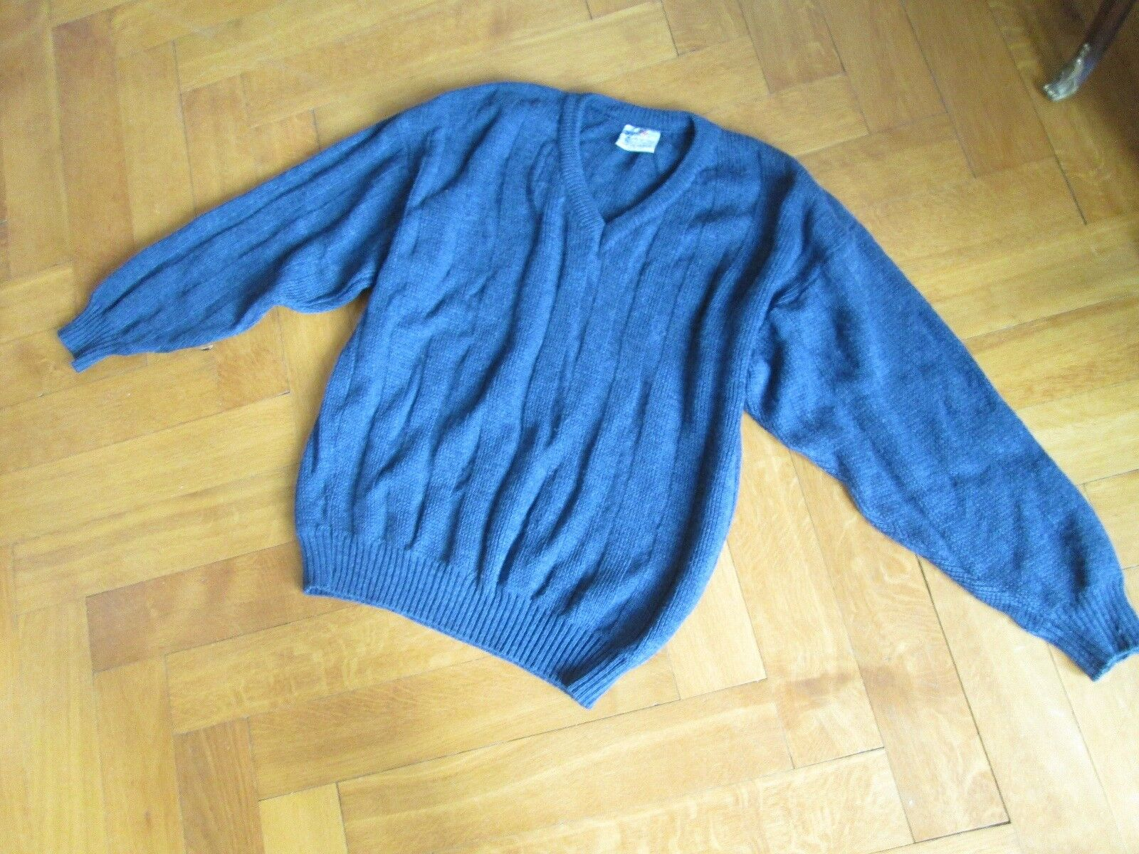 Herren Pullover von Sovrano 100 % Pure New Wool Made In Australia