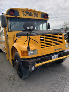 2004 Int School Bus