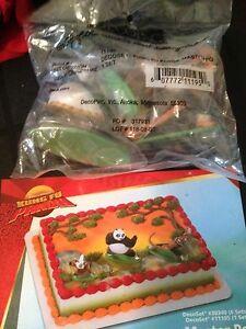 Magnificent Decopac Kung Fu Panda Master Po Birthday Cake Topper Decorating Funny Birthday Cards Online Alyptdamsfinfo