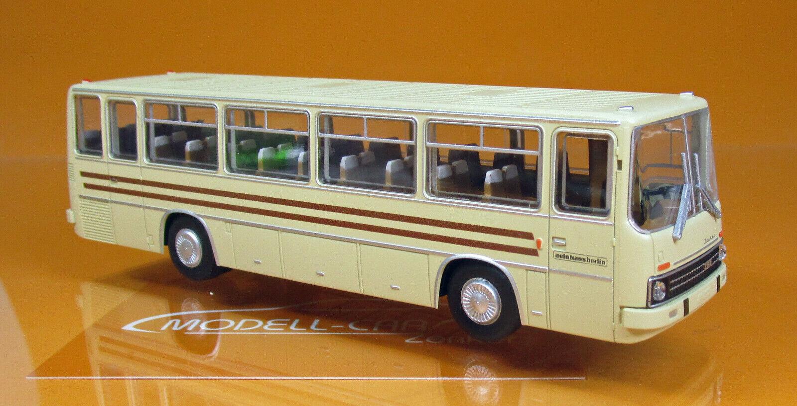 Brekina MCZ 03-271 Icarus 255.71 VEB AUTO-TRANS-Berlin SM 1 87