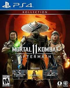 Mortal KOMBAT 11: Aftermath Kollection - PlayStation 4 - PS4 Game