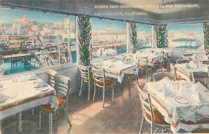 SAN-FRANCISCO-CA-Vista-Del-Mar-Restaurant-Marble-View-Dining-Room