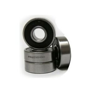 ABEC-7-Scooter-Bearings-1-Set-of-4-Bearing-Rubber-Shield-Fits-Kick-Scooters