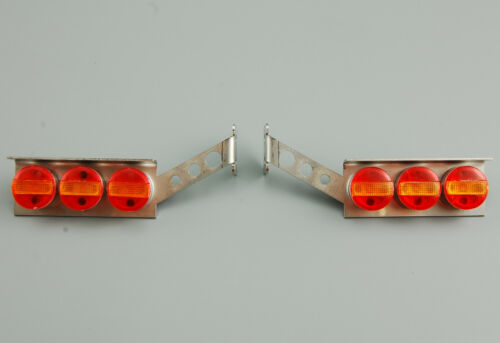 No.3 1//14 Taillights bracket holder for 3-chamber tail light carson veroma