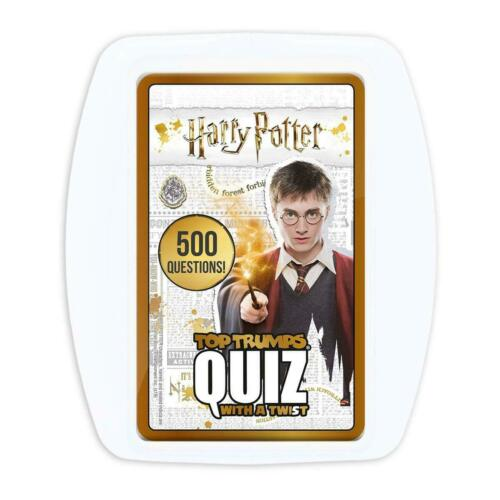 Top Trumps Harry Potter QUIZ