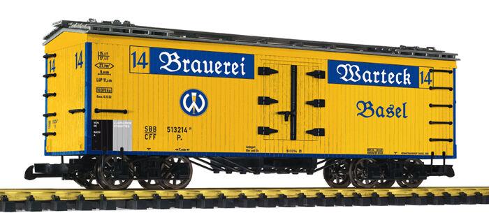 Liliput 95986 Traccia G _ SBB autoRO BIRRA WARTECK birreria