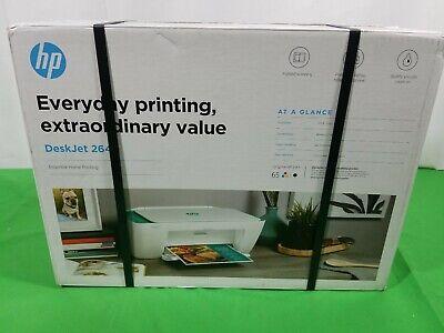 NIB HP DeskJet 2640 All-in-One Wireless Color Inkjet ...