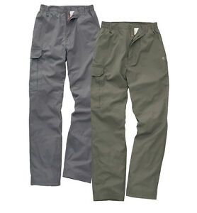 Craghoppers-Basecamp-Trouser-Mens-Walking-Outdoor-Summer-Light-weight-Trouser