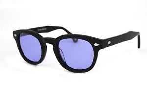 a6b364f557 Dettagli su Occhiali da Sole Sun Lovers nero lilla gradient polarizzate  stile moscot 8004