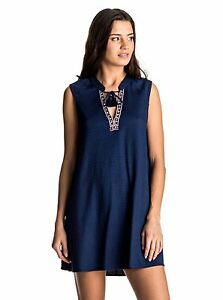 Roxy Juniors Magic Hour Embroidered Top