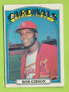 1972-Topps-Bob-Gibson-130-St-Louis-Cardinals-VG-EX