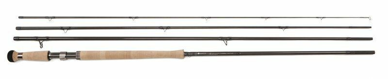 Hardy Marksman 2 S-Series Doble Mano Fly Rod freshwater-all Tallas+warranty