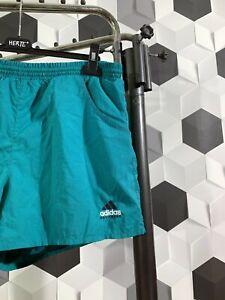 Rare Vintage Adidas Equipment Shorts