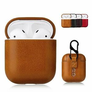 Case-For-Apple-Airpods-1-2-1st-2nd-Gen-Soft-Leather-Skin-Earphones-PU-Cover