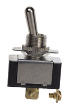 New Listingelectrical Toggle Switch Heavy Duty Spst On Off Rocker 125 Volt 20 Amp Ac O Ring