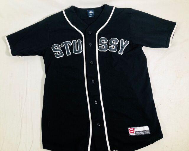 Stussy Mens Baseball Jersey Size Mens Small